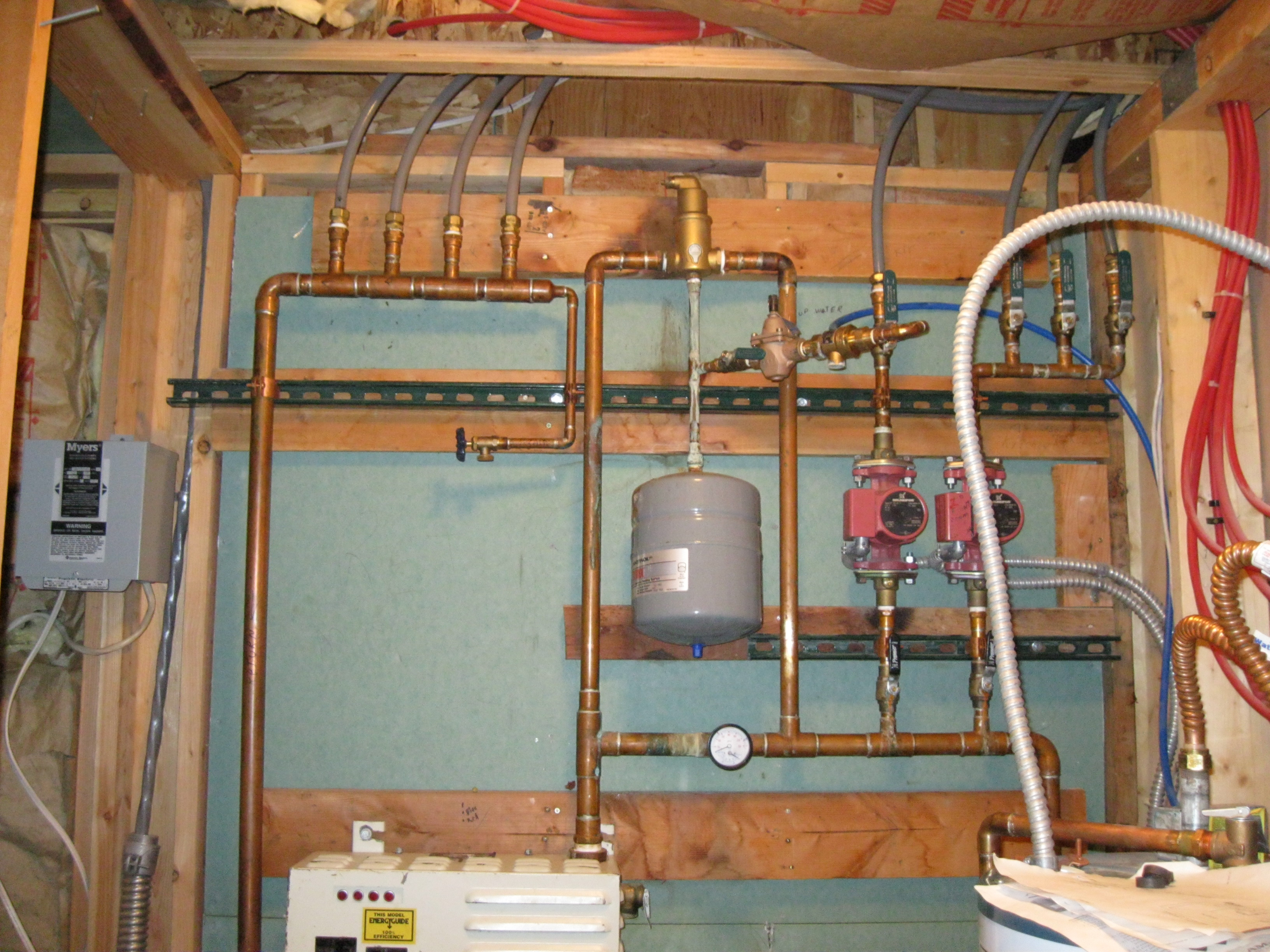 Plumbing Rays Heating Plumbing Electric Inc